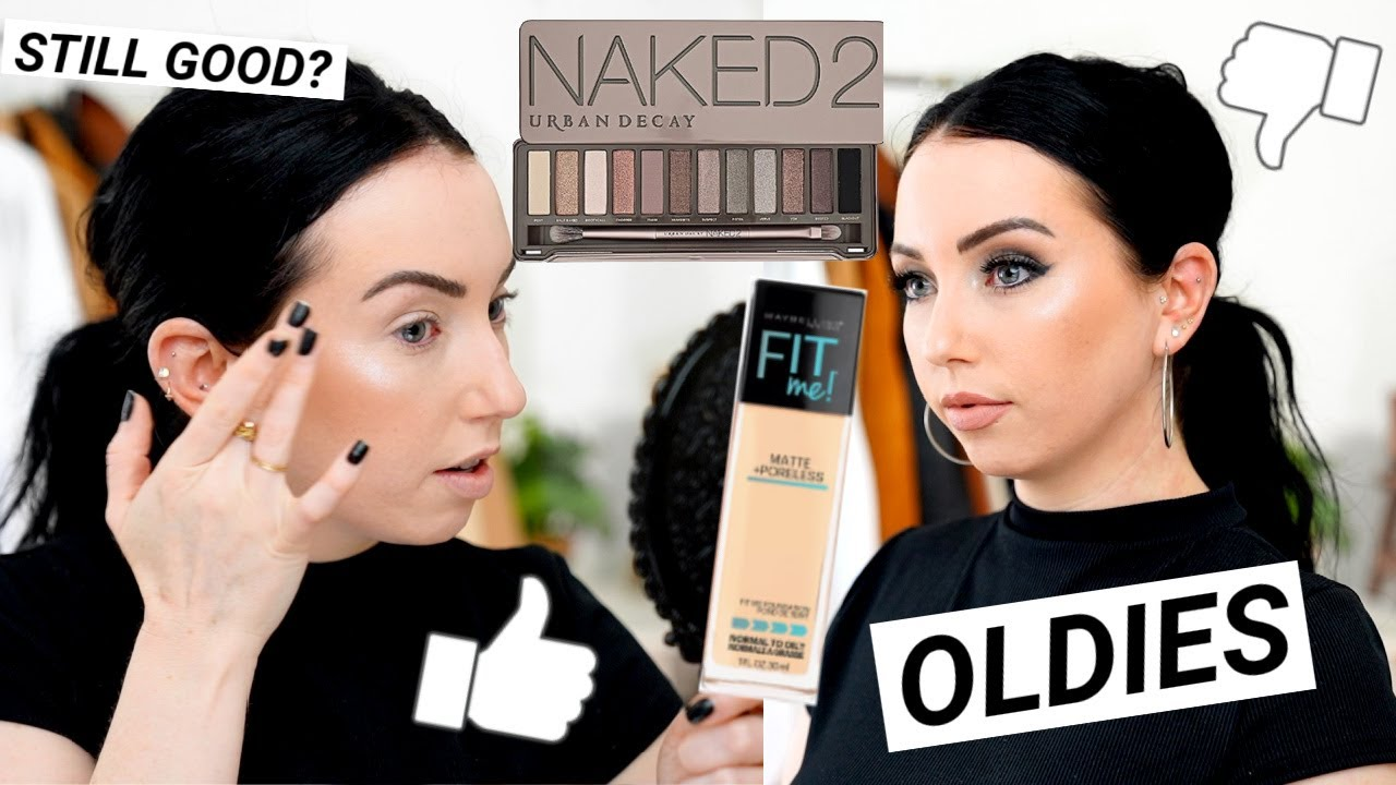 USING MAKEUP YOU PROBABLY ALREADY HAVE...Oldies!