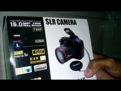 SLR Camera 16x Zoom From Lazada Review Part 1