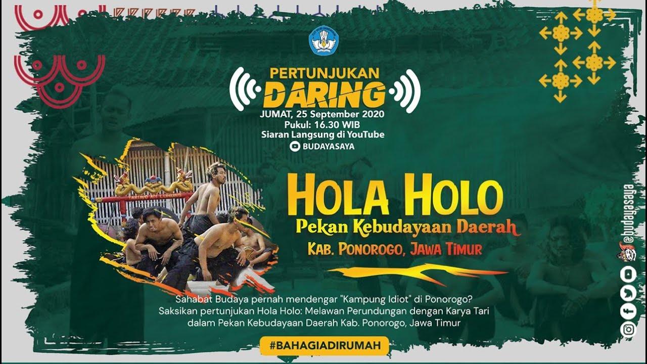 PKD - Kab Ponorogo, Hola Holo
