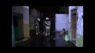 Bergama'da Yangın: 1 Ölü