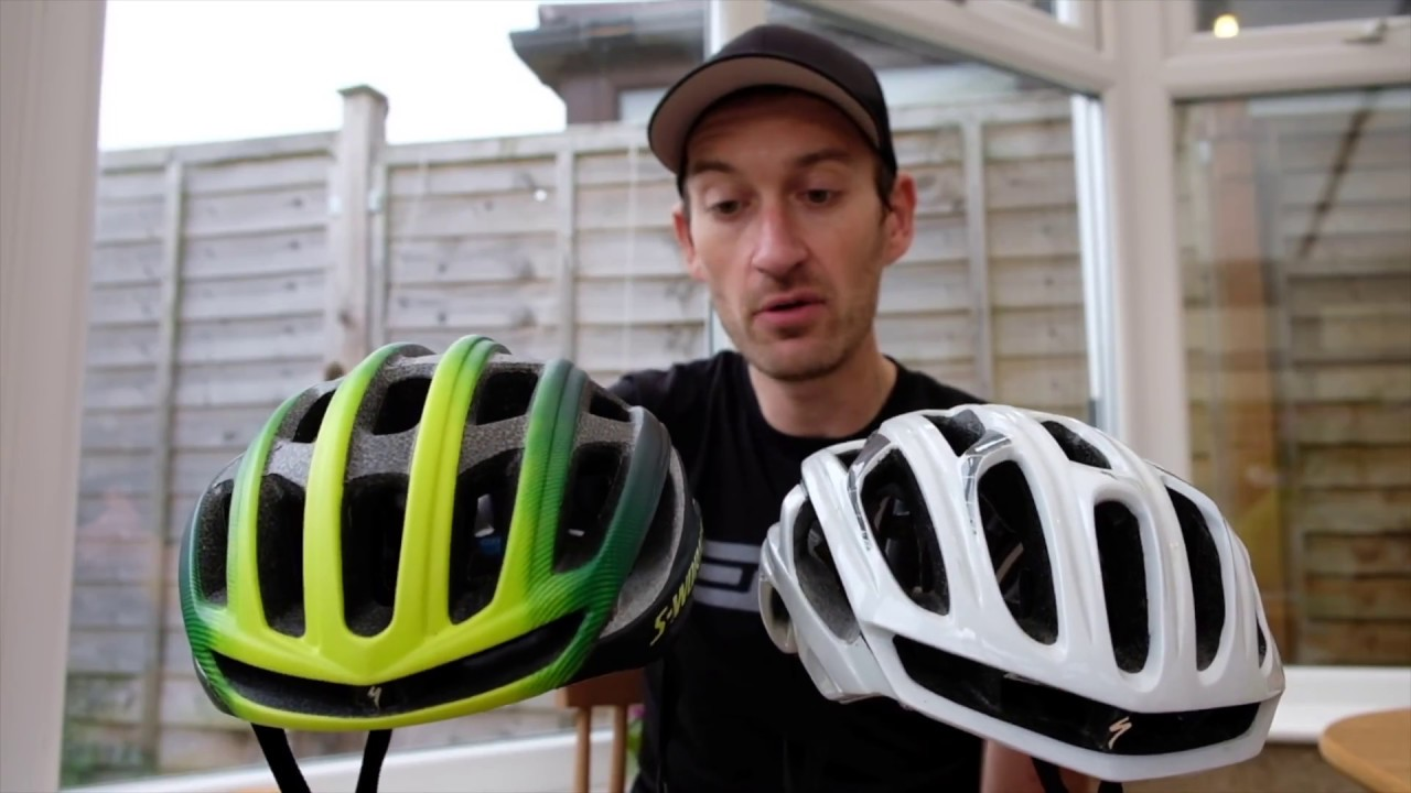 3386b84a9a7 Specialized Prevail II helmet review - YouTube