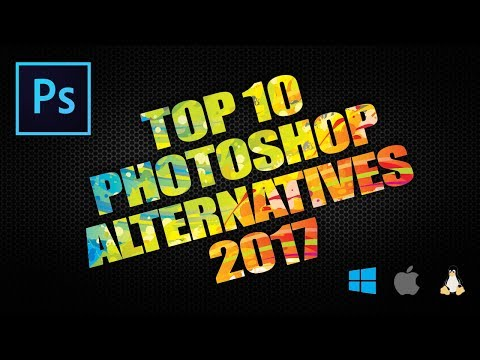Top 10 Free Photoshop Alternatives 2017   Best tools for photo editing