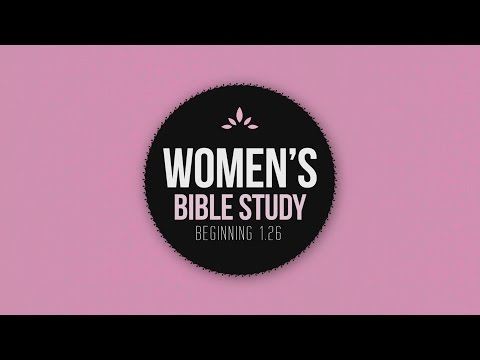 Women's Bible Study & Groups