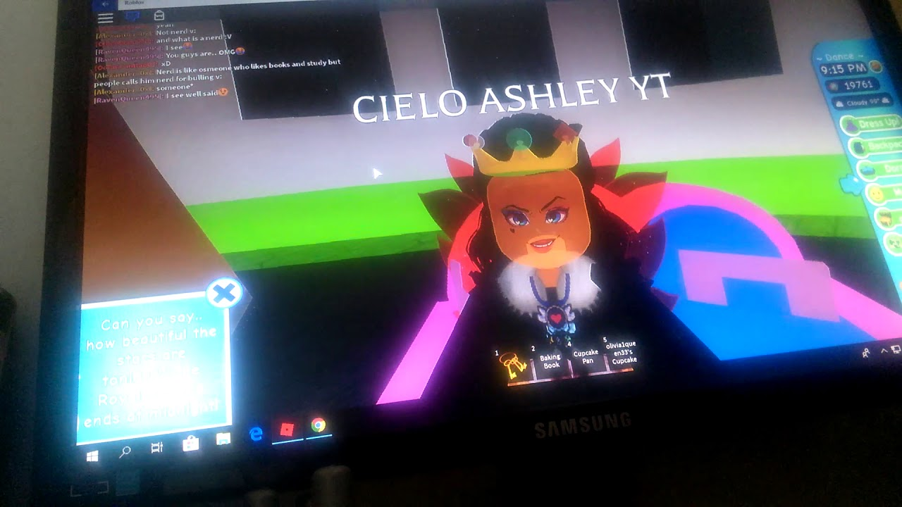 Rutina De Noche De Princesa Royale High Roblox Mi Rutina De La Manana Y Noche En Royale High Youtube