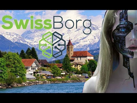 Swissborg /CHSB ICO Review - Blockchain & AI meet Swiss Wealth Management