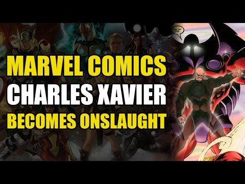 How Professor X Betrayed The X-Men (Origin of Onslaught)