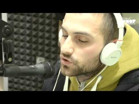 40Industry Freestyle @ Blackout Radio Zagreb