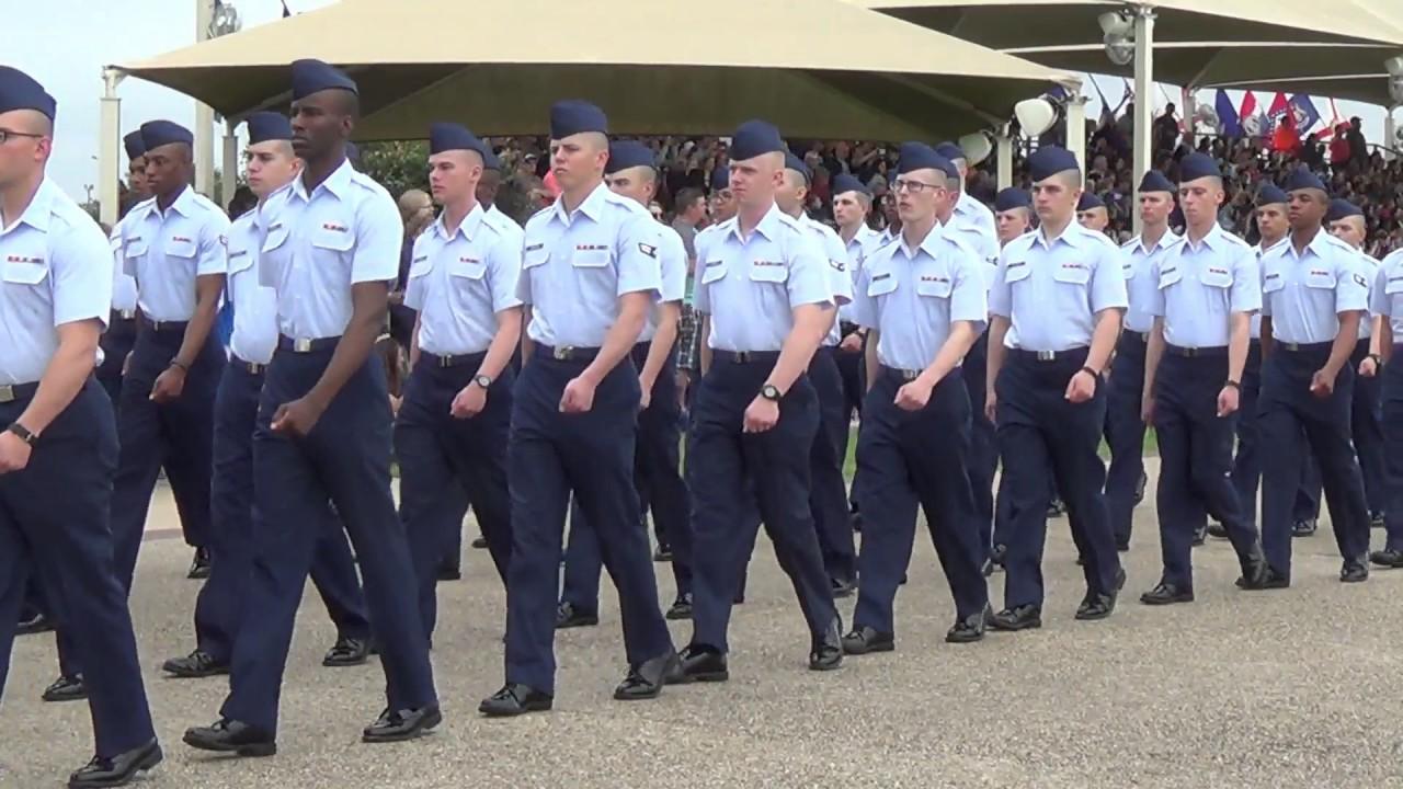 Air Force Graduation >> Airforce Bmt Graduation 14 April 2017