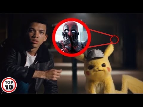 Detective Pikachu Easter Eggs You Missed!