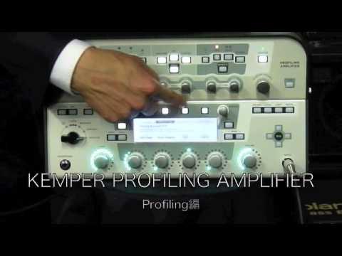 【MUSICLAND KEY】KEMPER PROFILING AMPLIFIER  Profiling編