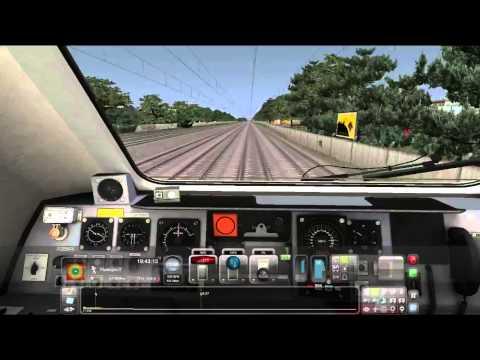 Train Simualtor 2015 FGW class 43 (HST) Slough - London Paddington