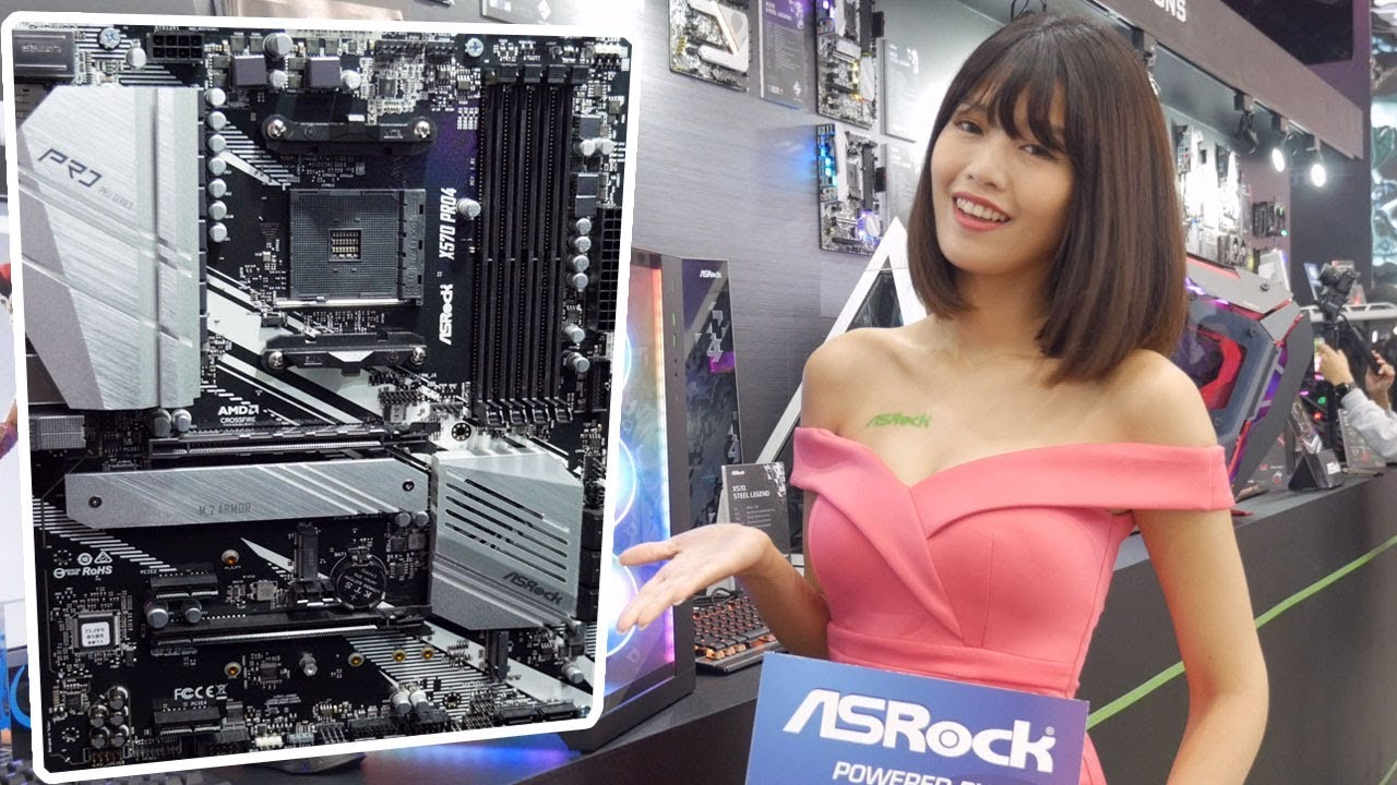 Every Asrock X570 - Entry Level To High End Overview