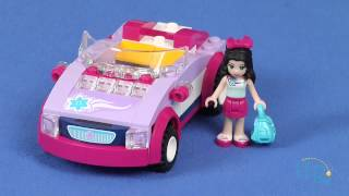 Lego Friends Emma's Sports Car From Lego