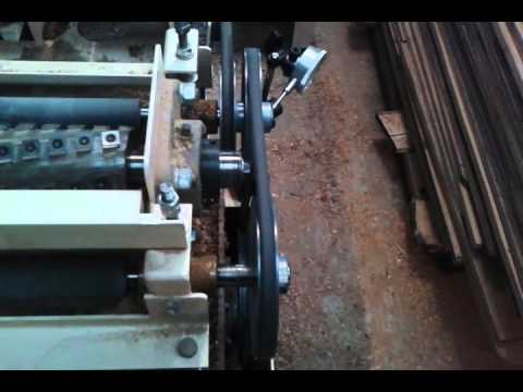 Woodmaster 725 issues
