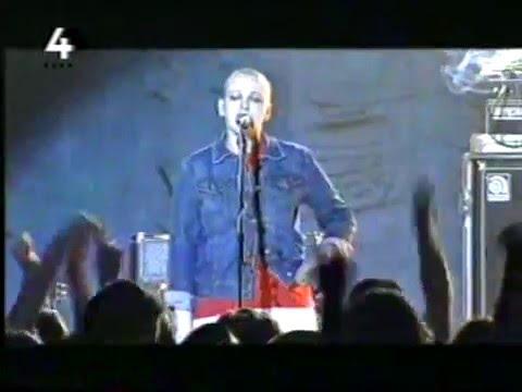 Dezerter & Kasia Nosowska - Ku przyszłości (live 2002)