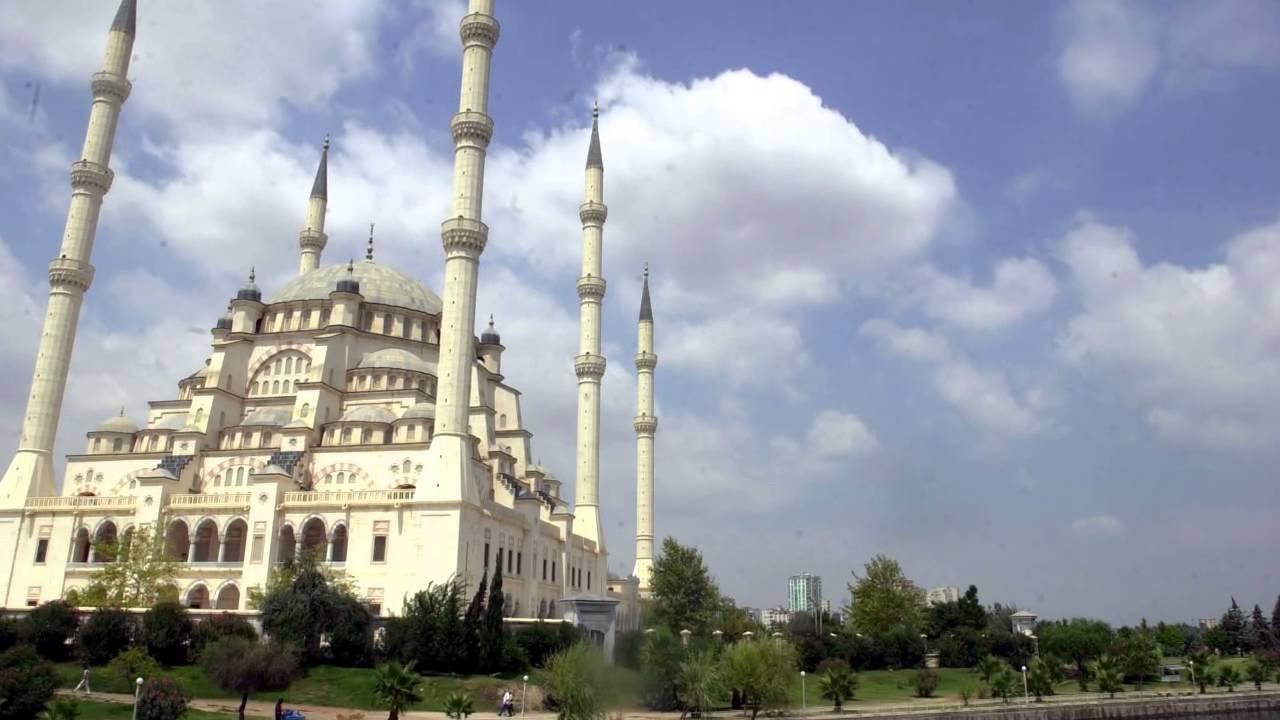 Sabancı Merkez Camii, Adana, Turkey