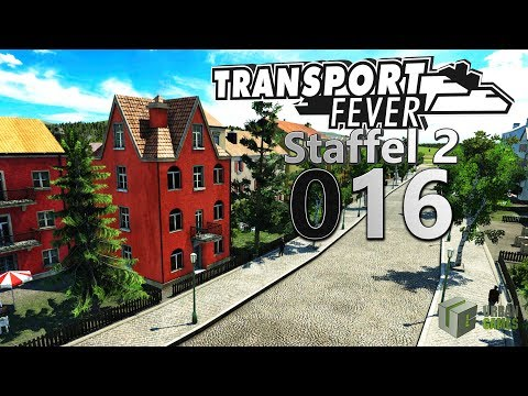 Schnelle Reise 🚆 ► [S2|016] ► Let's Play Transport Fever German