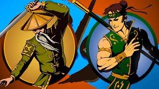 Shadow Fight 2 #36 игровой мультик про БОЙ с тенью 2 детский летсплей #КРУТИЛКИНЫ