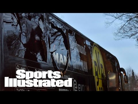 Police Detain Suspect With Islamist Ties In Dortmund Bus Attack | SI Wire | Sports Illustrated
