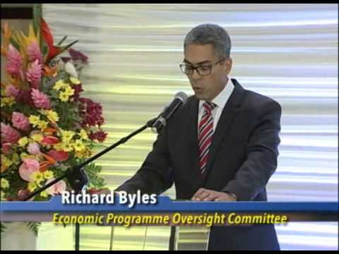 GOJ & IMF_Building The Jamaican Economy