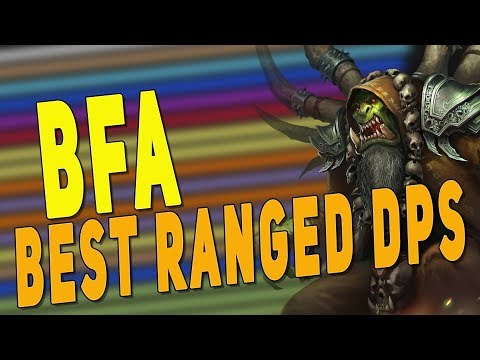 BfA 8.2.5 BEST RANGED DPS *RANKED* (Raid & M+) | Patch 8.3 Class Changes & Most Popular Specs - WoW