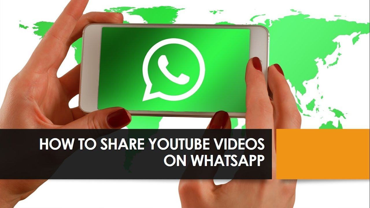 How to share youtube videos on whatsapp youtube how to share youtube videos on whatsapp ccuart Image collections
