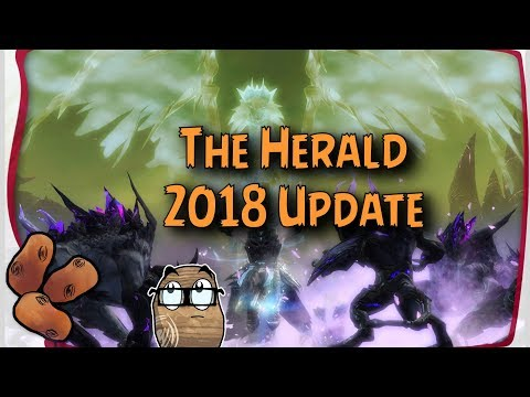 Guild Wars 2 - 2018 Herald Elite Specialisation Re-work | Full Details & Initial Thoughts/Guide