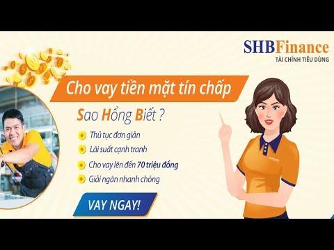 Cách Vay Tiền Trả Góp Nhanh Nhất - Tại SHB FINANCE