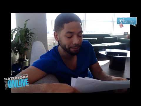 Jussie Smollett Empire Interactive Chat W/ Romeo Saturday Night Online  - AskAnythingChat