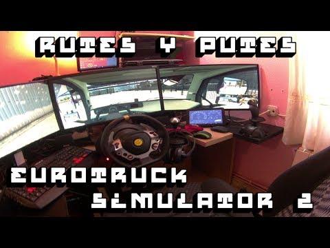 Rutes y Putes - EuroTruck Simulator 2 - Frankfurt Liverpool