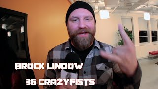 36 CRAZYFISTS: Touching Confessions by Vocalist Brock Lindow About NEW Album!
