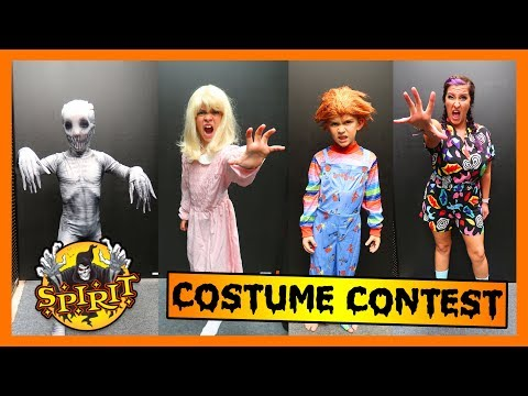 Best Family Halloween Costumes! Spirit Store 2019