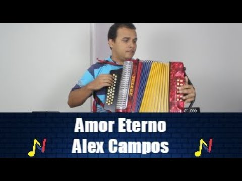 Tutorial Acordeon Amor Eterno