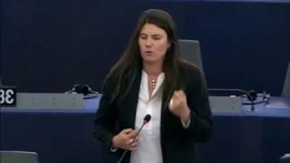 Virginie Rozière dénonce l'impact négatif des politiques d'austérité