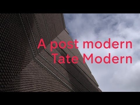 Tate Modern: a new bold building for the world's most popular modern art museum