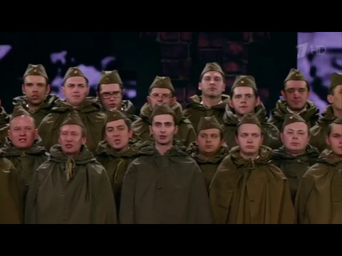 """Russian Army Song """"March of Artillerymen"""" With Stalin Lyrics 2017"""