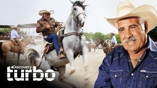 El pasado charrero de Raúl | Texas Trocas | Discovery Turbo