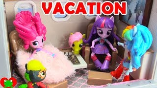 My Little Pony Magical Airplane Vacation