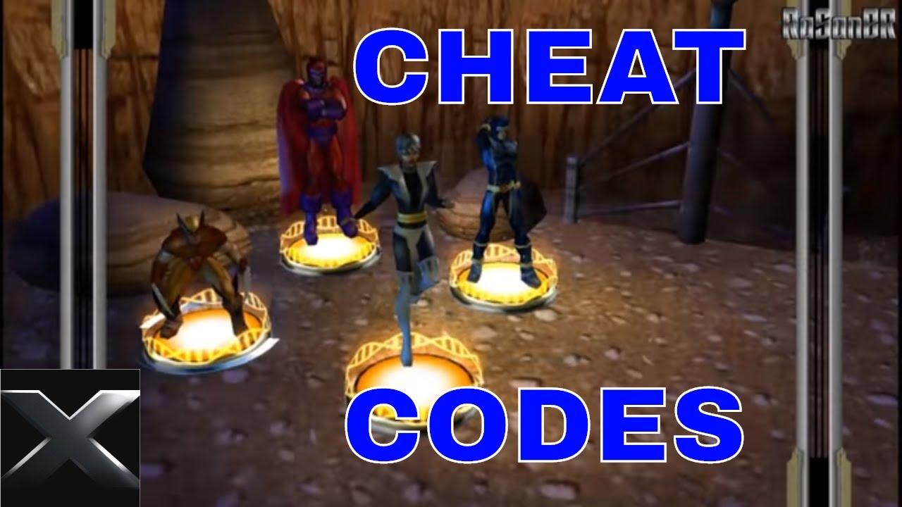 X Men Legends 2 Psp Cheat Codes Youtube