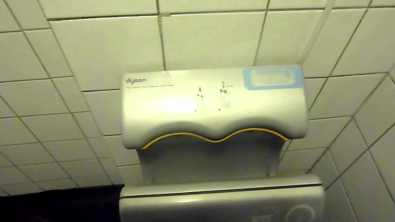 Händetrockner Test Star Trek Hand Dryer Dyson Airblade By Psiclick