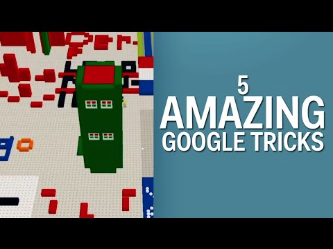 5 Cool Google Tricks You Never Knew
