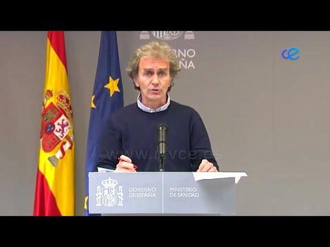 """Fernando Simón: """"Podemos estar acercándonos al pico de la tercera ola"""""""