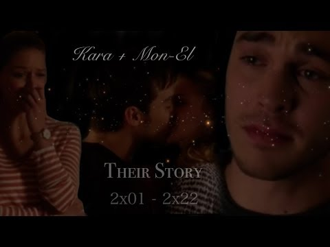 Kara + Mon-El - Their Story