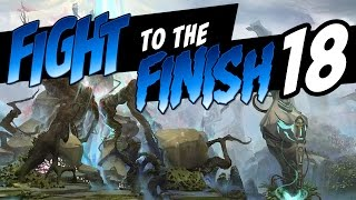 Dota 2 Fight to the Finish - Ep. 18