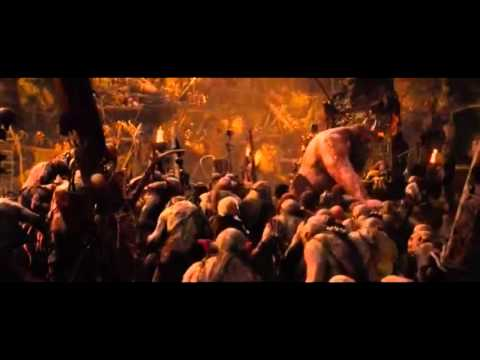 The Hobbit: AUJ - Extended Edition - Goblin King Sings