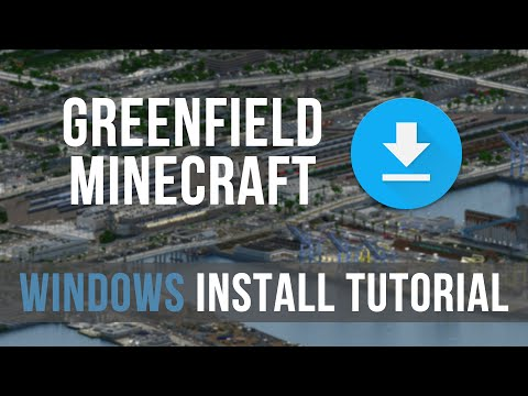 How To Install Greenfield On Java Edition (v0.5.3)