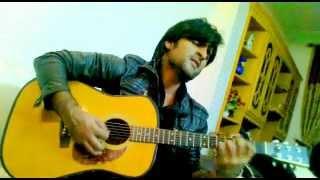 Bandeya by Soch acoustic cover by hammadbutt