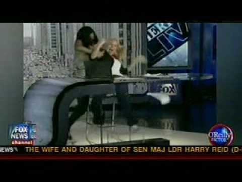 Jay Leno Shows Megyn Kelly Being Attacked...Funny Stuff.wmv
