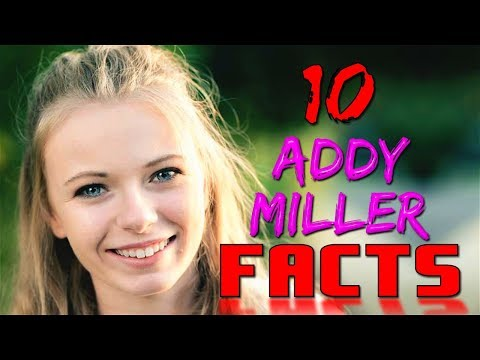 Addy Miller Facts  THE WALKING DEAD actress