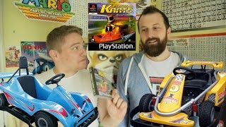 Formula Karts (Sony PlayStation) - Grumpy Retro Gamers Episode 18